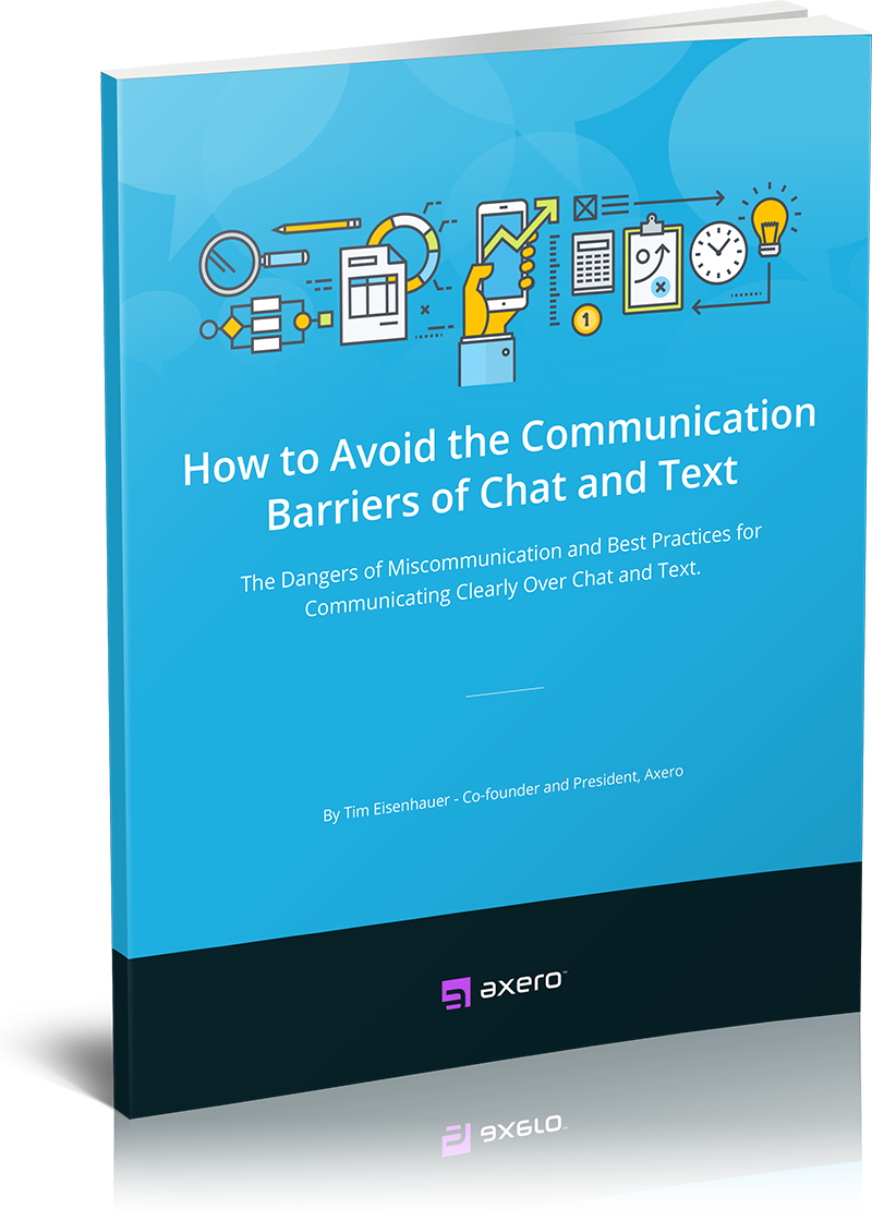 How to Avoid the Communication Barriers of Chat and Text